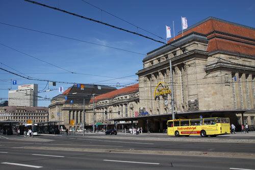 03.09.2011 Leipzig, Hauptbahnhof
