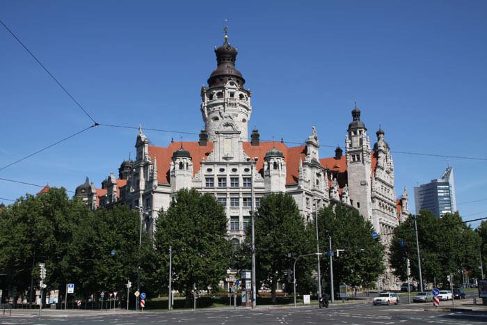 03.09.2011 Leipzig, Rathaus