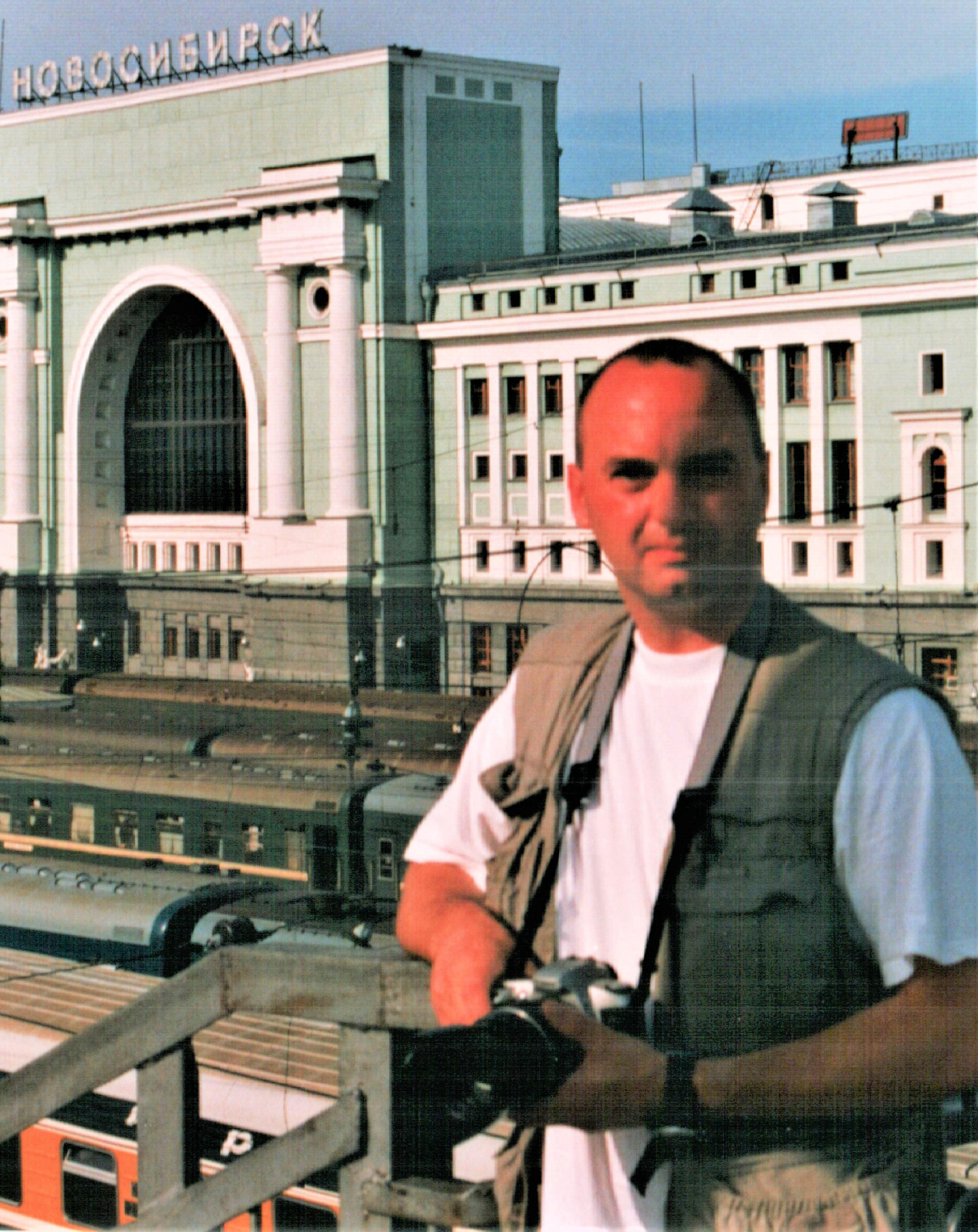 als Fotojournalist für die Moskauer Deutsche Zeitung 1996-2000
